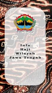 Info keberangkatan haji tahun 2019 Jawa Tengah